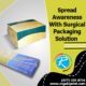 Use Disposal Packaging Boxes With Free Shipping - RegaloPrint