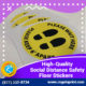 High-Quality Social Distance Safety Floor Stickers – RegaloPrint